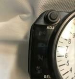 Yamaha origineel Kilometerteller Suzuki GSXR 600/750 01/03 met kabel