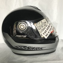 motorhelm integraal Shark RSF 3 collector zwart