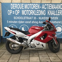 Yamaha YZF 600 R Thundercat sport motorfiets