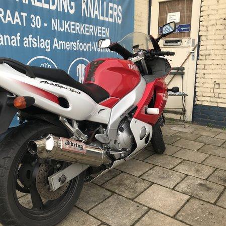 Yamaha Yamaha YZF 600 R Thundercat sport motorfiets