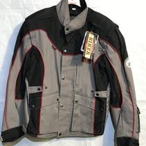 BikersClub Motorjas Textiel USA maat XL met protectie