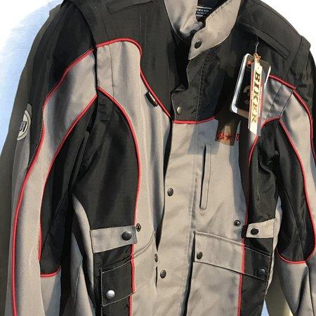 BikersClub BikersClub Motorjas Textiel USA maat XL met protectie