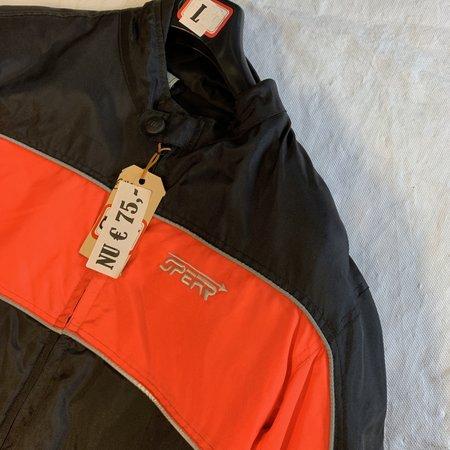 Sperr Sperr Textiel motorjas Maat L Fluor rood/ zwart