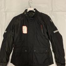 Revit Textiel motorjas Maat L zwart met binnenvoering en protectie