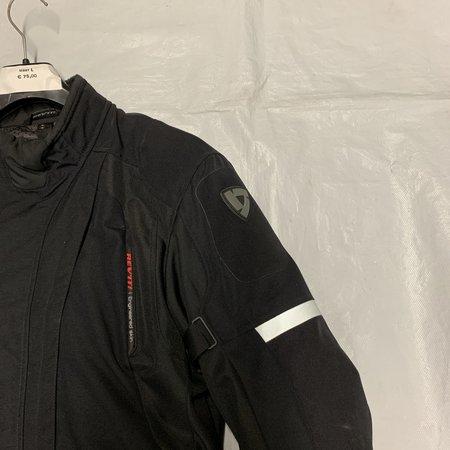 Revit Revit Textiel motorjas Maat L zwart met binnenvoering en protectie