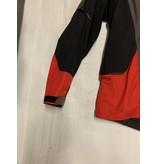 Revit Revit motorjas zeer goedkoop Maat M zwart/ grijs en rood