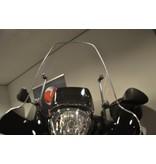 DMP sierstrip plaatwerkset windscherm ook kreidler 2m chroom DMP