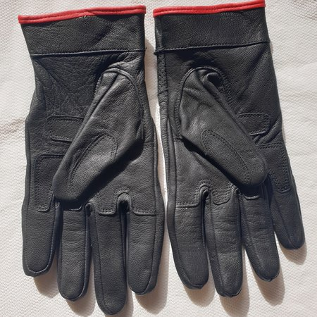 Motorcycle Motorcycle Rosa gloves