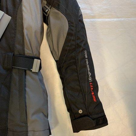 Revit Revit Textiel motorjas 'Jack max b/grey' maat S