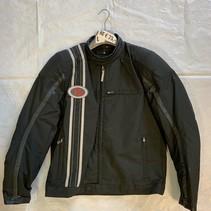Revit Textiel motorjas Maat L zwart 'vintagcycle wear'e motor