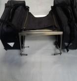 Honda Honda VF750c 1999 bagagedrager RVS + tassen DRIVE