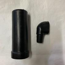 Kreidler Luchtfilter huis 10/12 mm | elleboog