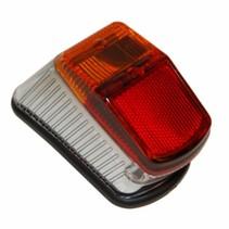 achterlicht model orig ot rood/ chroom