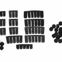 rubber set cilinder + kop super