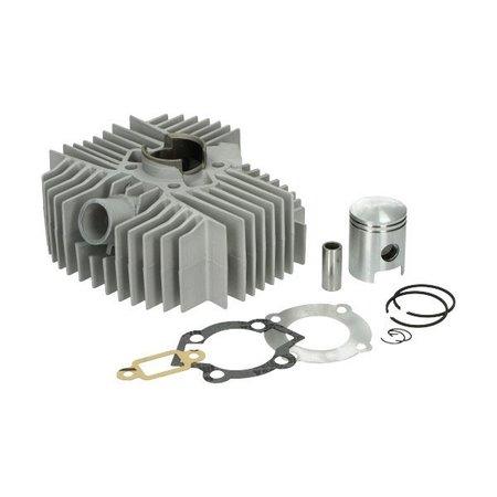 cilinder aluminium + nik kreidler 44 mm