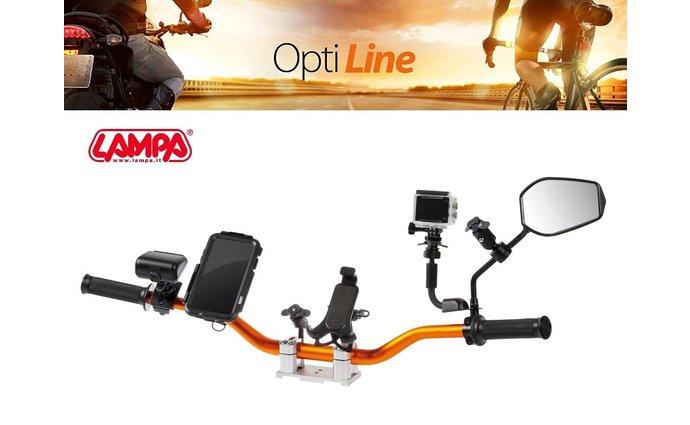 Opti-Line Telefoon en stuur accessoires