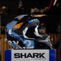 Shark SX2 Cross Helm