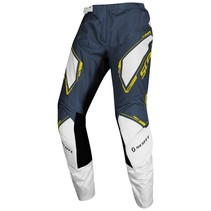 Scott broek Dirt kids blue/yellow