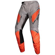 Scott broek 350 Dirt kids grey/ orange
