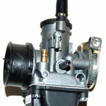 Carburateur mod. Dellorto opschuifklem uni. 21mm DMP