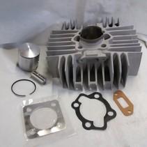 Cilinder + zuiger 44mm  70cc Kreidler RMC