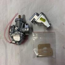 Kreidler Mikuni carburateur 24 mm aangepast