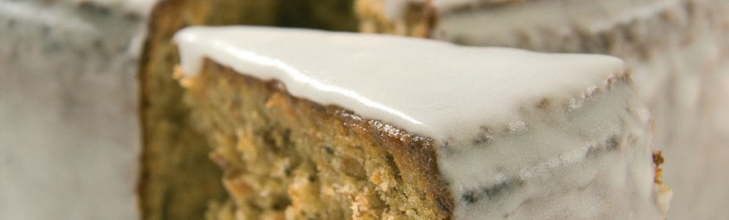 Recept: Wortelcake met walnoten
