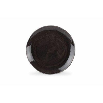 S&P ARTISAN plat bord 26,5 cm (zwart) 850515 (set/4)