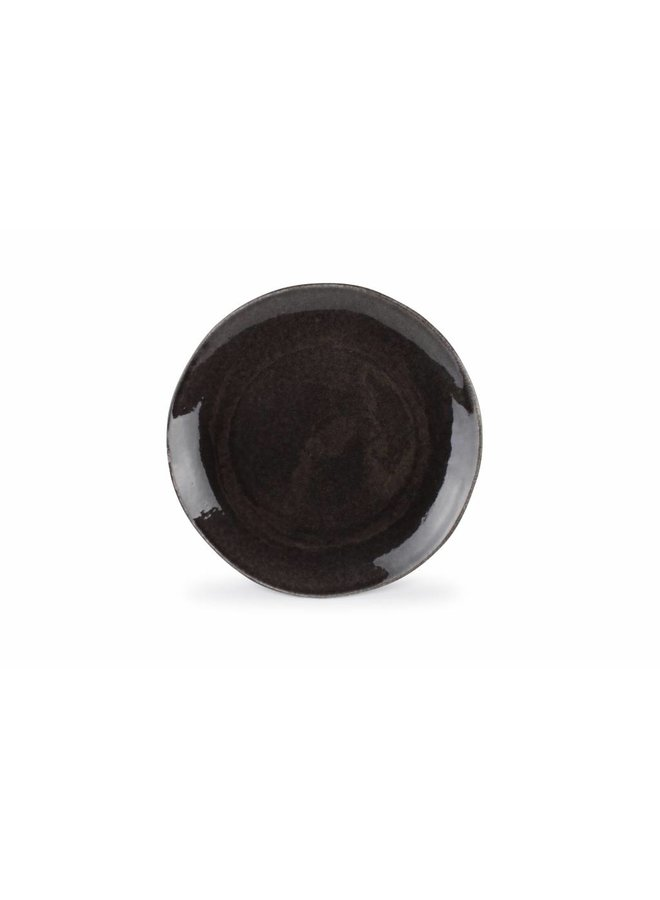 ARTISAN plat bord 26,5 cm (zwart) set/4