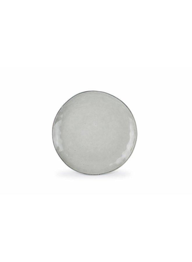 ARTISAN plat bord 27,5 cm (groen) set/4