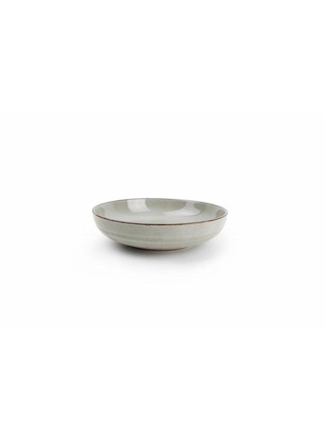 ARTISAN pastabord 21,8 cm (groen) 850552 (set/4)