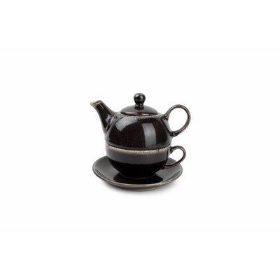 S&P ARTISAN tea for one (zwart) 850521