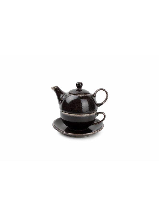 ARTISAN tea for one (zwart)