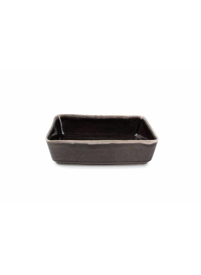 ARTISAN ovenschaal 20x13,5 cm (zwart)