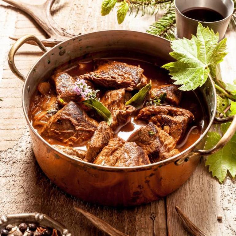 LeJean Nieuw-Zeelands Hertenstoofvlees