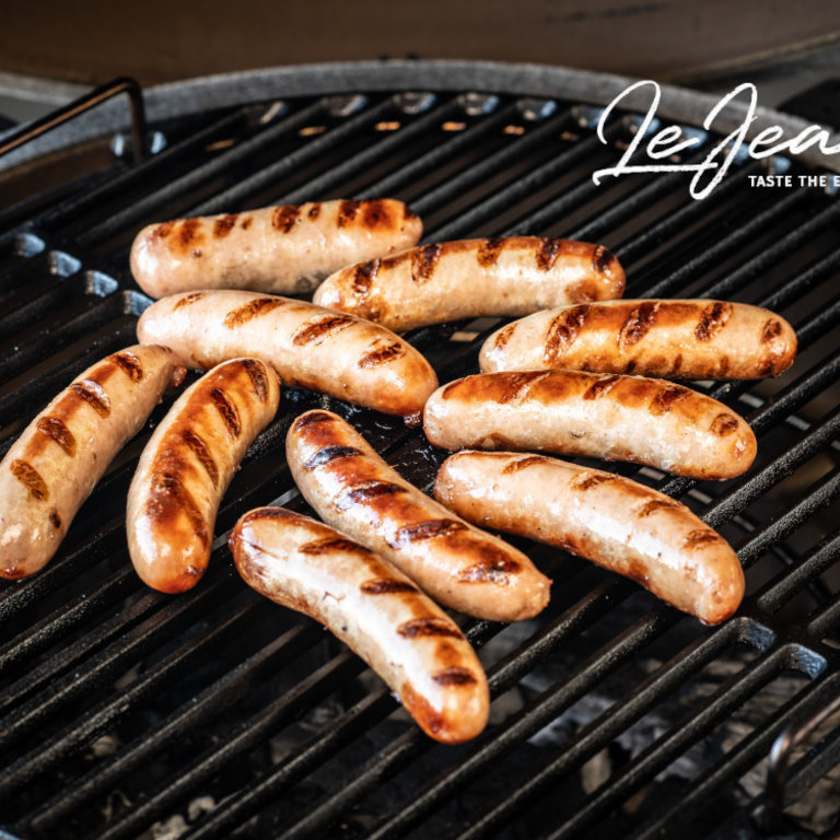 LeJean BBQ Voordeelpakket €4,60 p.p.