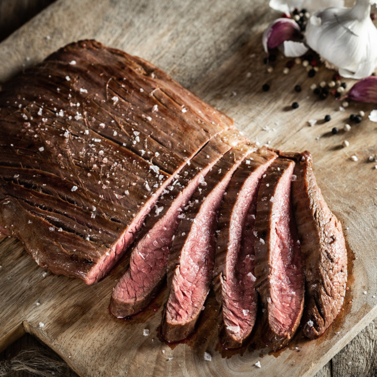 LeJean Graangevoerde Angus Flank steak