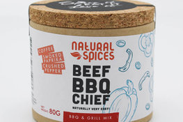 Natural Spices Beef BBQ Chief