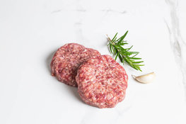 Kettyle Dry Aged Beef Burger