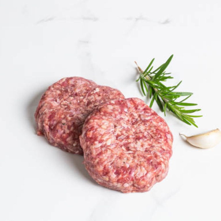 Kettyle Iers Dry Aged Beef Burger