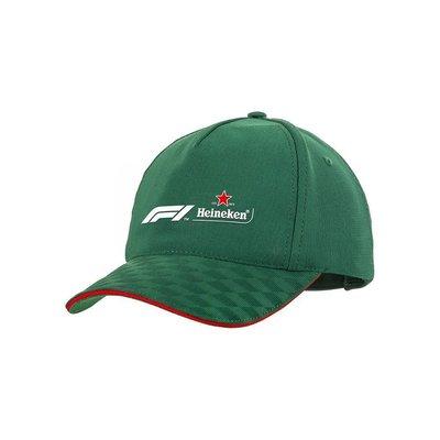 Heineken Cappellino con visiera Heineken Formula 1 2018