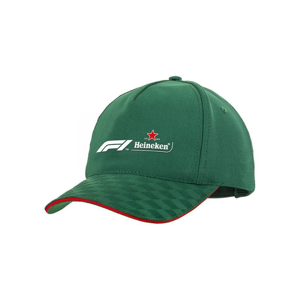 Heineken Formula 1 2018 Baseball Cap ... d7ce4845980