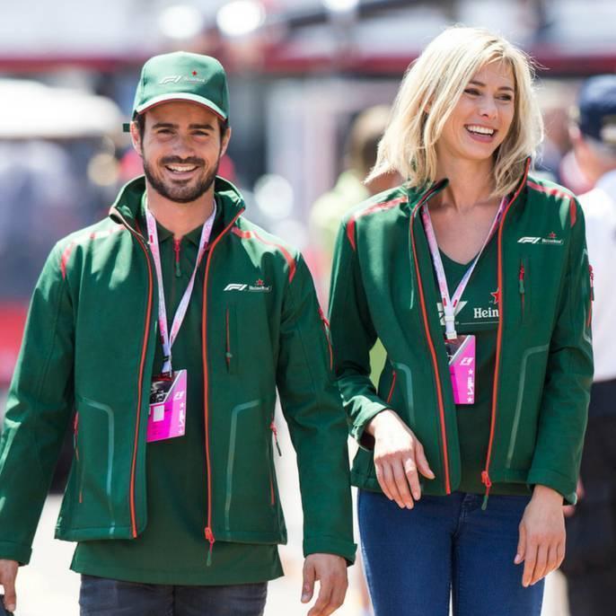 Heineken Formula 1 2018 Jacket Women