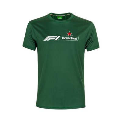 Heineken Formula 1 2018 T-Shirt Men