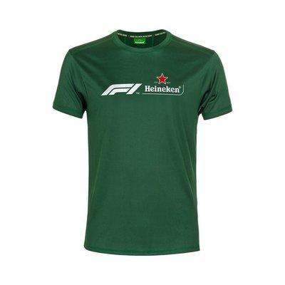 Heineken T-Shirt uomo Formula 1 2018