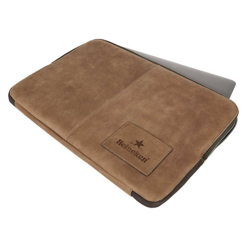 Custodia per laptop in pelle ''Heritage''