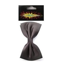 PartyXplosion - Strik - Satijn - Zwart - 12x6.5cm
