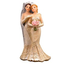 Folat - Trouwbeeldje - Koppel - Vrouw/vrouw