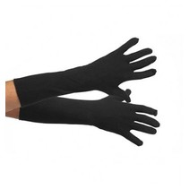 Apollo - Handschoenen - Zwart - 40cm - XL