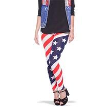 Folat - Legging - USA/Amerikaanse vlag